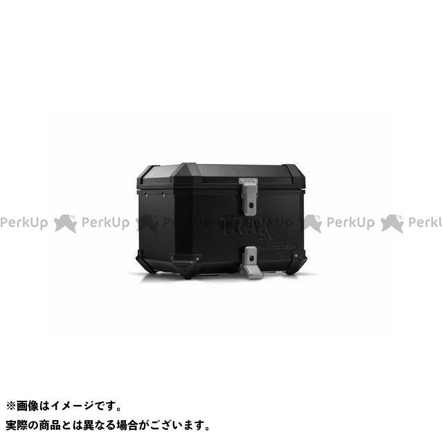 SW-MOTECH ツーリング用ボックス TRAX(トラックス)ION トップケース アルミニウム 38 l. ブラック|ALK.00.165.15001/B SWモテック