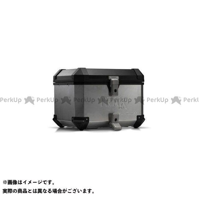 SW-MOTECH ツーリング用ボックス TRAX ION トップケース アルミ 38 l.-シルバー-|ALK.00.165.15001/S SWモテック