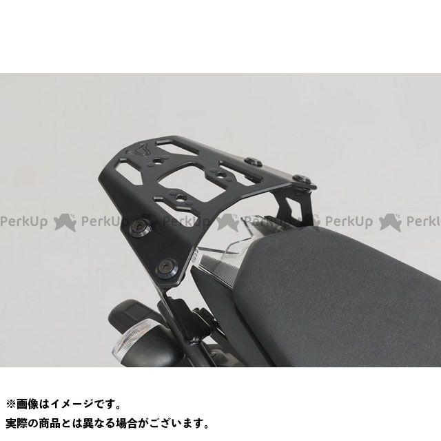 【エントリーで最大P21倍】SW-MOTECH MT-09 キャリア・サポート ALU-RACK(アリュラック)ブラック Yamaha MT-09(2017-) SWモテック