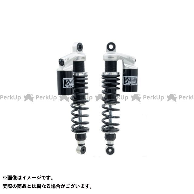 YSS RACING SR400 SR500 リアサスペンション関連パーツ Sports Line G362 330mm ボディカラー:シルバー スプリングカラー:ブラック YSS