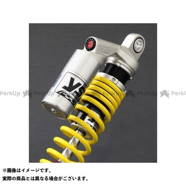 YSS RACING イナズマ1200 リアサスペンション関連パーツ Sports Line G362 330mm ボディカラー:シルバー スプリングカラー:イエロー YSS