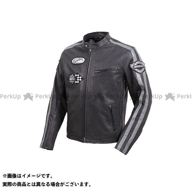 デグナー ジャケット 2020春夏モデル 20SJ-1 メッシュレザージャケット(ブラック) サイズ:M DEGNER