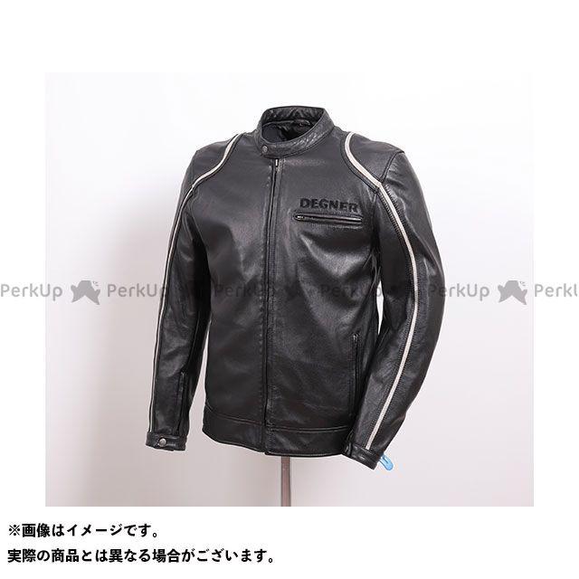 デグナー ジャケット 2020春夏モデル 20SJ-5 レザージャケット(ブラック) サイズ:L DEGNER