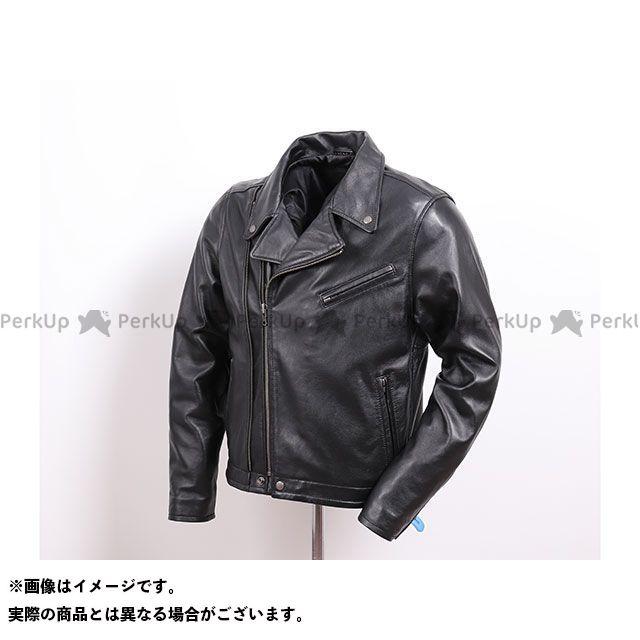 DEGNER ジャケット 2020春夏モデル 20SJ-8 レザーダブルジャケット(ブラック) サイズ:L DEGNER