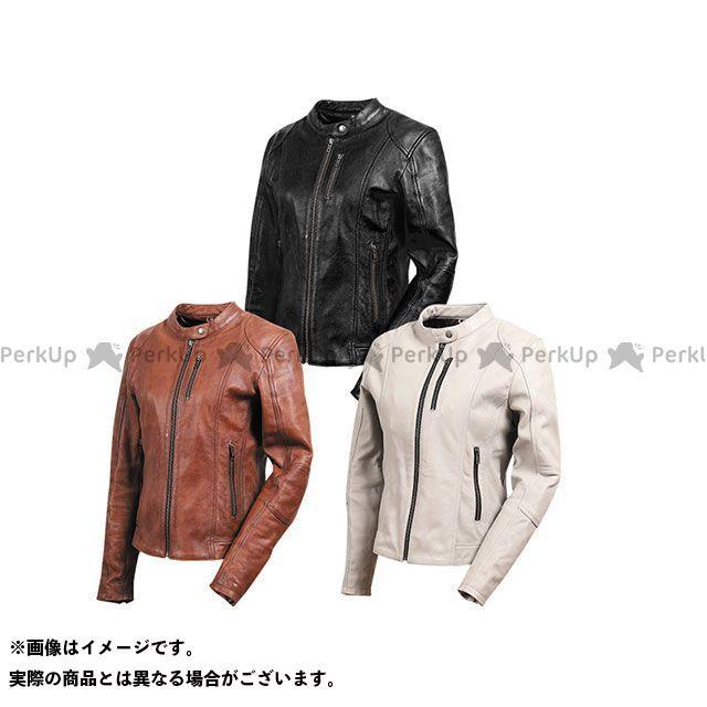 デグナー レディースアパレル 2020春夏モデル FR20SJ-9 レディースレザージャケット(ブラック) サイズ:M DEGNER