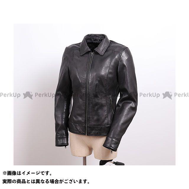 デグナー レディースアパレル 2020春夏モデル FR20SJ-11 レディースレザージャケット(ブラック) サイズ:L DEGNER