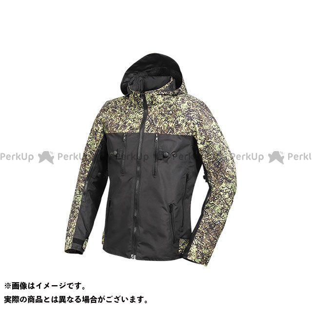 デグナー ジャケット 2020春夏モデル 20SJ-2 テキスタイルフード付ジャケット(ブラック/カモ) サイズ:L DEGNER