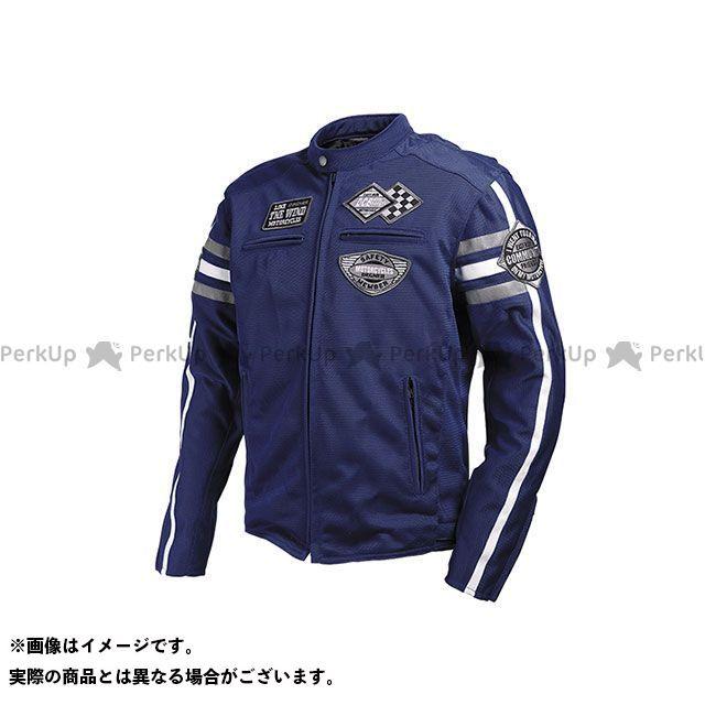 デグナー ジャケット 2020春夏モデル 20SJ-3 メッシュジャケット(ネイビー) サイズ:M DEGNER