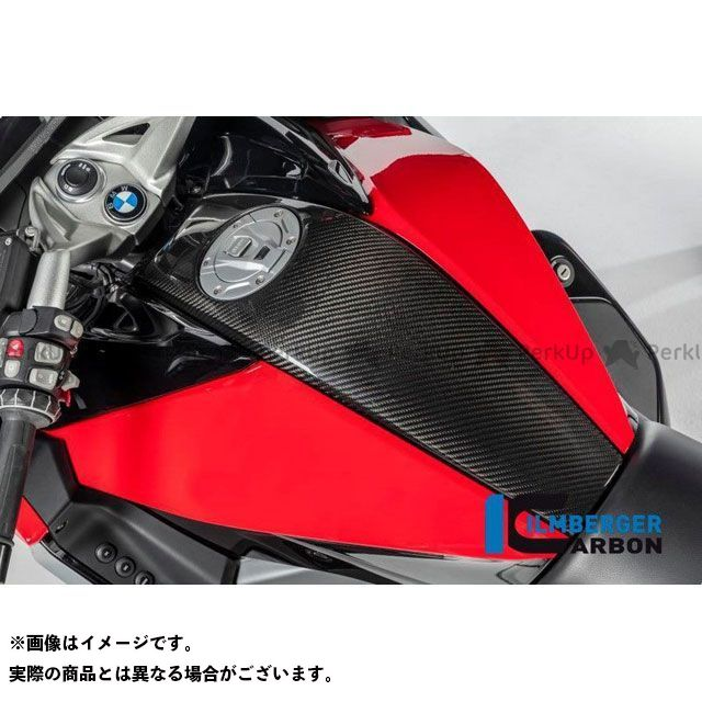 ILMBERGER K1600GT K1600GTL タンク関連パーツ タンクセンターパネル - BMW K 1600 GT / K 1600 GTL / K 1600 Bagger | TAO.162.K1600.K イルムバーガー