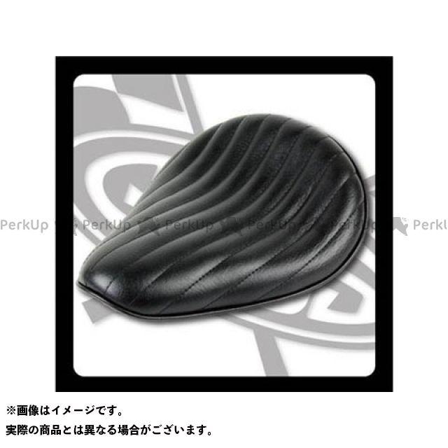 【エントリーで更にP5倍】GOODS グラストラッカー グラストラッカービッグボーイ シート関連パーツ GOODER'Sシート サドルシートキット ブラック タイプ:縦タック グッズ