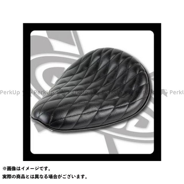 【エントリーで更にP5倍】GOODS グラストラッカー グラストラッカービッグボーイ シート関連パーツ GOODER'Sシート サドルシートキット ブラック タイプ:ダイアモンド グッズ