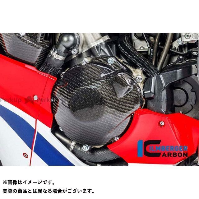 ILMBERGER CBR1000RRファイヤーブレード ドレスアップ・カバー オルタネーター カバー カーボン - Honda CBR 1000 RR 17 | LMD.018.CBR17.K イルムバーガー