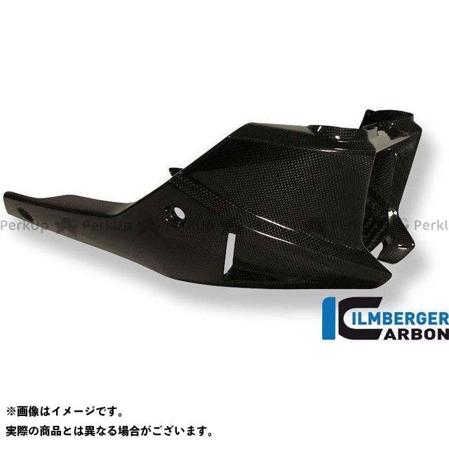 ILMBERGER スピードトリプル カウル・エアロ ベリーパン ショートバージョン カーボン - Triumph Speed Triple (2011-now) | VEU.031.TRSPT.K イルムバーガー