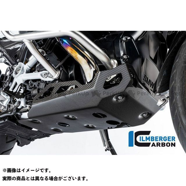 ILMBERGER R1250GS R1250GSアドベンチャー カウル・エアロ サンプガード / アンダートレイ BMW R 1250 GS | MSU.037.GS19T.K イルムバーガー