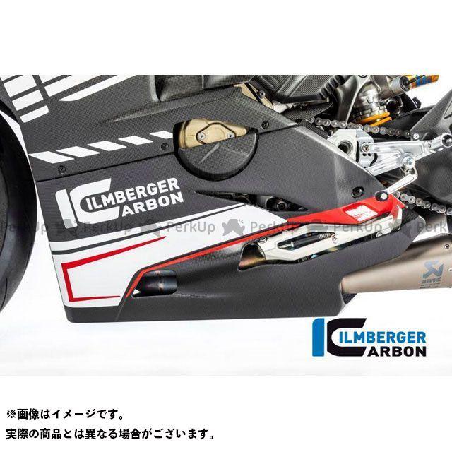 ILMBERGER パニガーレV4 パニガーレV4S カウル・エアロ ベリーパン マット Panigale V4 Racing | VEU.136.DPV4M.K イルムバーガー