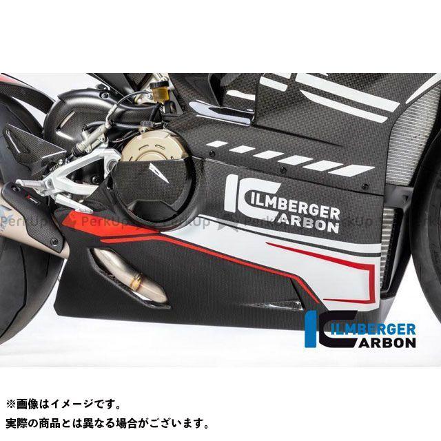 ILMBERGER パニガーレV4 カウル・エアロ ベリーパン グロス Panigale V4 Racing | VEU.056.D4RAG.K イルムバーガー