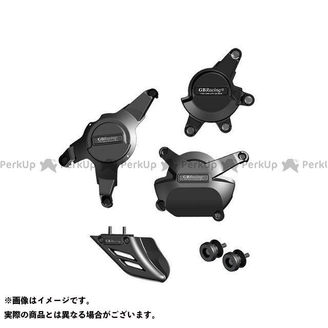 GBRacing CBR1000F エンジンカバー関連パーツ RACE KIT Motorcycle Protection Bundle   CP-CBR1000-2008-CS-K-GBR GBレーシング