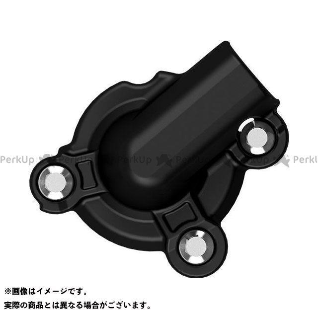 GBRacing ニンジャ400 エンジンカバー関連パーツ Secondary Water Pump Cover | EC-ZXR400-2018-5-GBR GBレーシング
