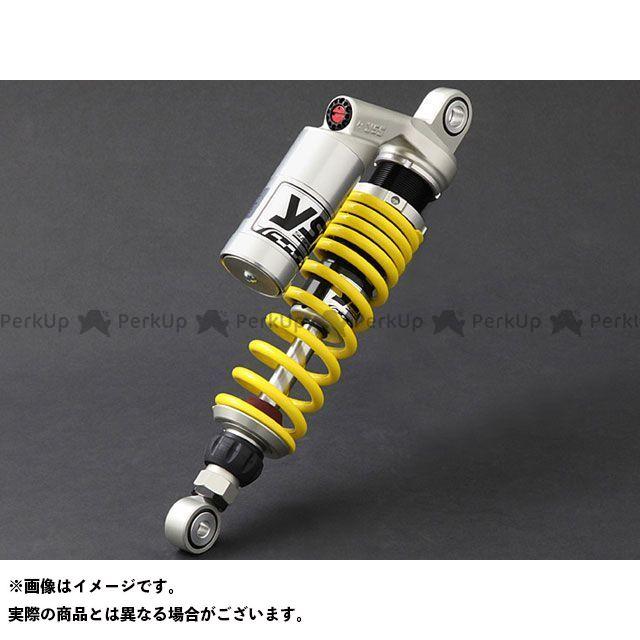 YSS RACING その他のV-Rod リアサスペンション関連パーツ Sports Line G-Series 366ボディー 330mm/13.0inc ボディカラー:シルバー スプリングカラー:イエロー YSS