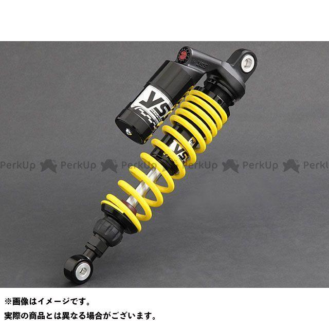 YSS RACING その他のスポーツスター リアサスペンション関連パーツ Sports Line G-Series 366ボディー 350mm/13.8inc ボディカラー:ブラック スプリングカラー:イエロー YSS