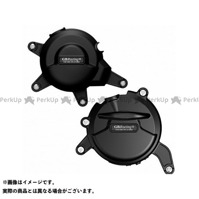 GBRacing 390デューク RC390 エンジンカバー関連パーツ Secondary Engine Cover SET | EC-RC390-2017-SET-GBR GBレーシング