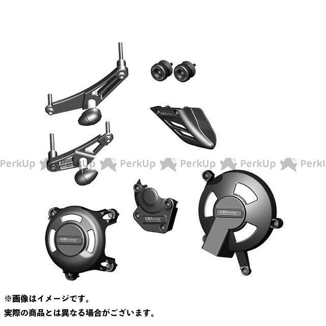 【エントリーで最大P23倍】【特価品】GBRacing エンジンカバー関連パーツ Motorcycle Protection Bundle 6mm KIT | CP675-CS-K-GBR GBレーシング