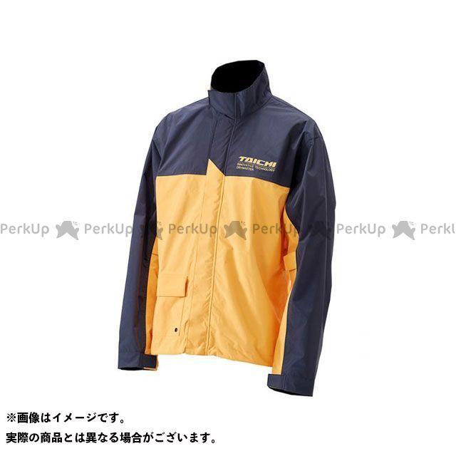 【無料雑誌付き】RSTAICHI レインウェア RSR048 DRYMASTER レインスーツ(イエロー) サイズ:XL RSタイチ