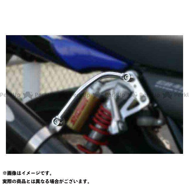 NOJIMA CB400スーパーフォア(CB400SF) マフラーステー・バンド アルミステー ボルト付き FASARM-R CB400SF ノジマ