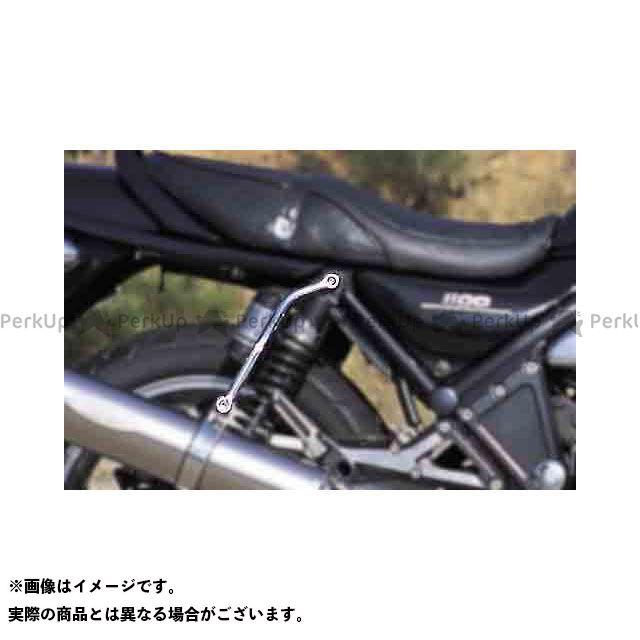 NOJIMA ゼファー1100 マフラーステー・バンド アルミステーボルト付き PRO/チタン4-2-1 ZEPHYR1100 ノジマ