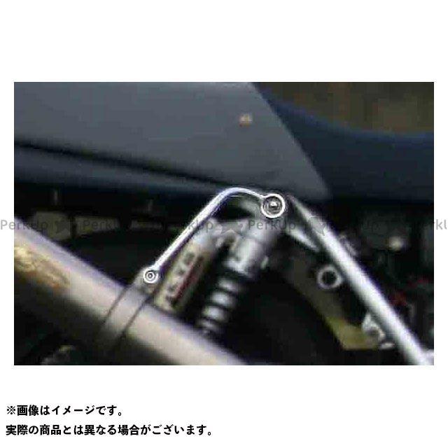 NOJIMA GSX1100Sカタナ マフラーステー・バンド アルミステー ボルト付き R/PRO-R GSX1100S ノジマ
