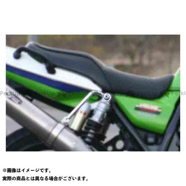 NOJIMA ZRX1100 ZRX1200R ZRX1200S マフラーステー・バンド アルミステー ボルト付き R/PRO-R ZRX1100/ZRX1200R/S ノジマ