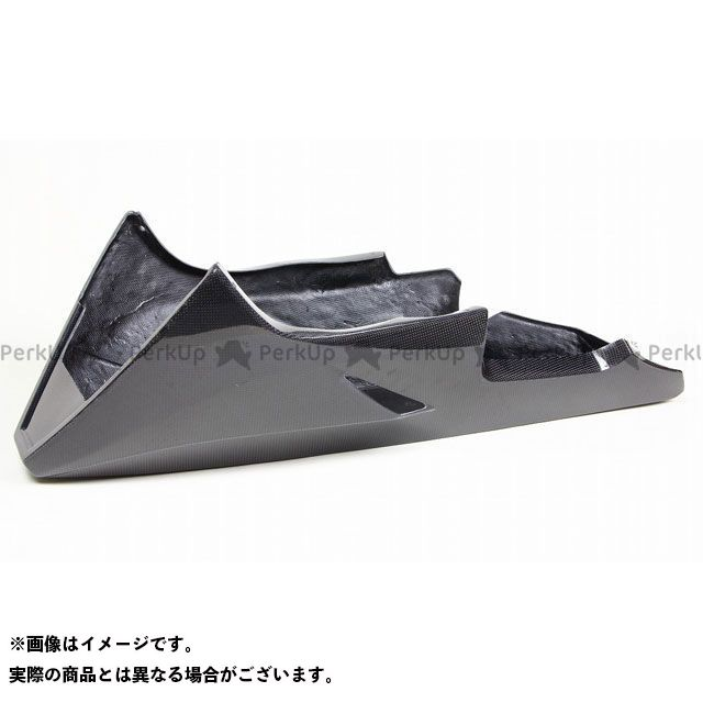 NOJIMA ZRX1200ダエグ カウル・エアロ アンダーカウル カーボン ZRX1200DAEG 09-16 ノジマ
