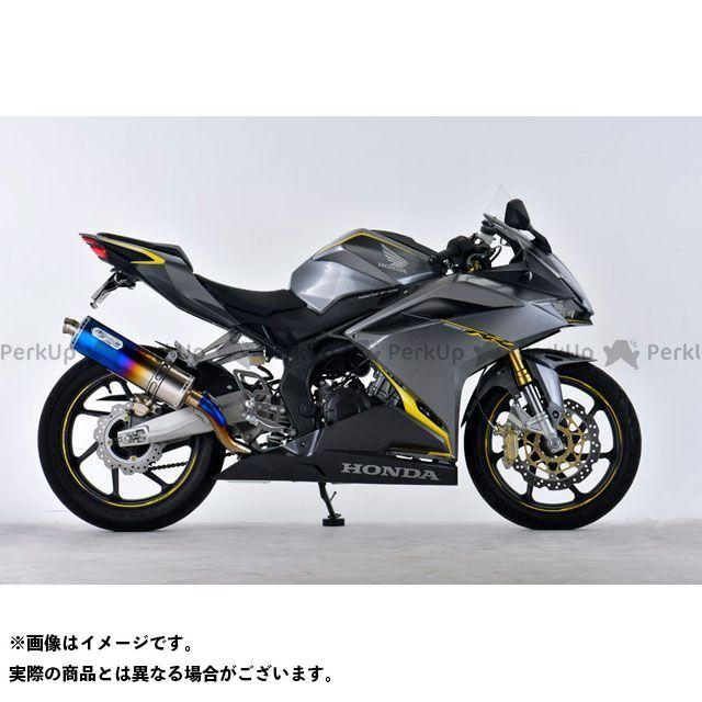 【エントリーで最大P21倍】NOJIMA CBR250RR マフラー本体 GTミドル スリップオン HEAT-TI CBR250RR 17-19 ノジマ
