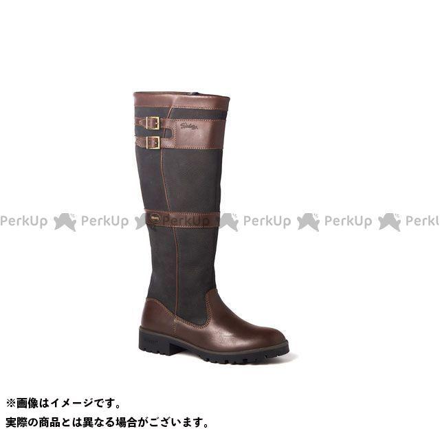 Dubarry シューズ類 LONGFORD ロングフォード(12ブラック/ブラウン) サイズ:39(24.5cm) Dubarry