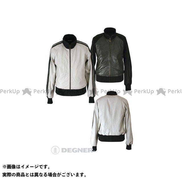 デグナー ジャケット 【特価品】8WJ-5 シープジャケット(ホワイ/グリーン) サイズ:S DEGNER