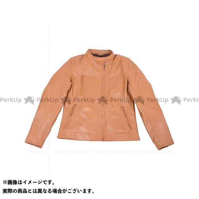 DEGNER レディースアパレル FR18SJ-8 レディースレザージャケット(キャメル) サイズ:M DEGNER