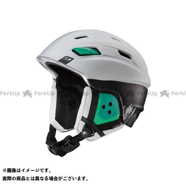 Julbo スポーツ MISSION/WHT-GRY サイズ:58-60cm Julbo