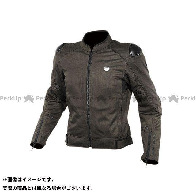 KOMINE ジャケット 2020春夏モデル JK-147 プロテクトストリートメッシュジャケット(オリーブ) サイズ:2XL コミネ