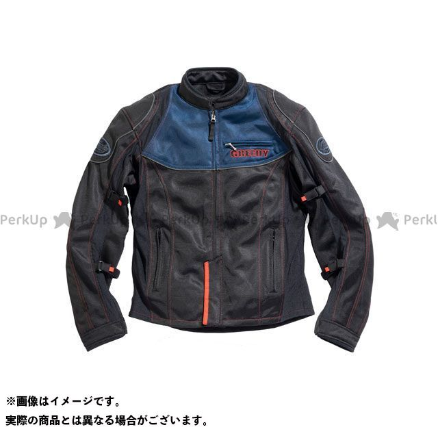 エスケーワイ ジャケット 2020春夏モデル GNS-021 スポーツライディング メッシュジャケット(ネイビー) サイズ:BIG SKY