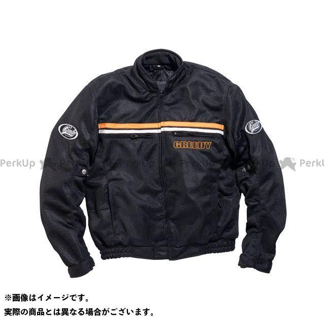 エスケーワイ ジャケット 2020春夏モデル GNS-022 ツーリングメッシュジャケット(オレンジ) サイズ:BIG SKY