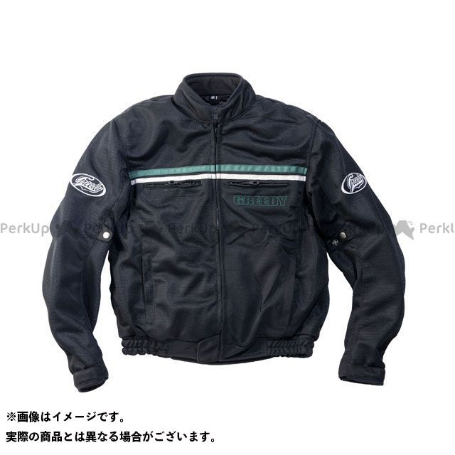 エスケーワイ ジャケット 2020春夏モデル GNS-022 ツーリングメッシュジャケット(グリーン) サイズ:M SKY