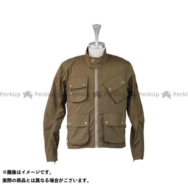 ジャムズゴールド ジャケット 2020春夏モデル JGJ-861 BECK-1 MCジャケット(カーキ) サイズ:L JAMSGOLD