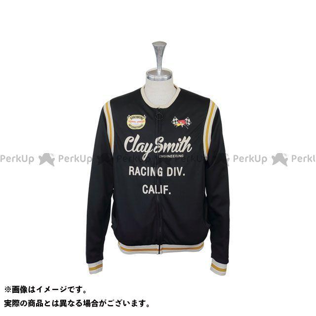 クレイスミス カジュアルウェア 2020春夏モデル CSY-0604 TOUGHTY ジャージ(ブラック) サイズ:M Clay Smith