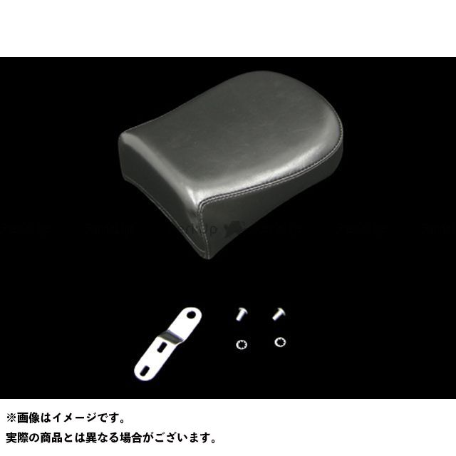 LePera ツーリングファミリー汎用 シート関連パーツ シルエットソロ用ピリオン 02-07yツーリングモデル ラペラ