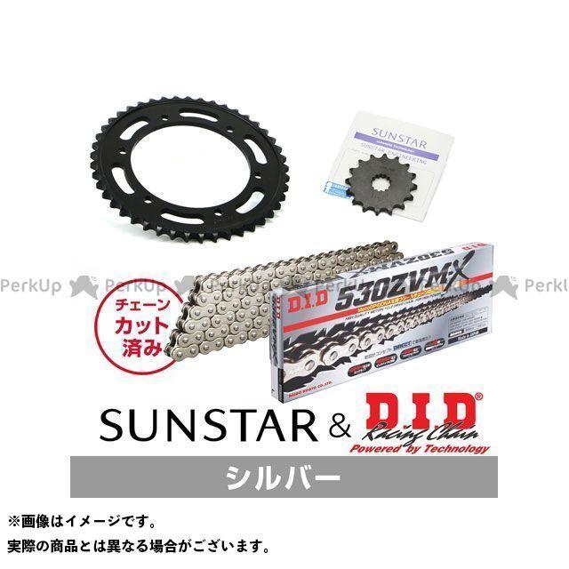【特価品】SUNSTAR ニンジャ900 スプロケット関連パーツ KD5C516 スプロケット&チェーンキット(シルバー) サンスター