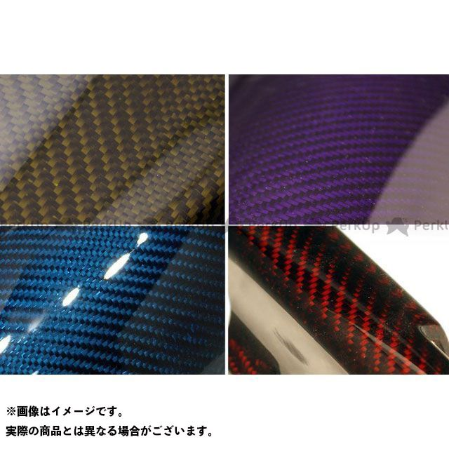 T2Racing NSR250R フェンダー リアフェンダー カーボン キャンディクリアあり カラー:ゴールド T2レーシング