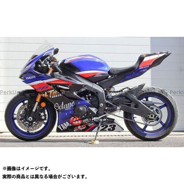 【エントリーで更にP5倍】S2 Concept YZF-R6 その他外装関連パーツ Wheel arch racing YAMAHA R6 from 2017   CAYS2-Y608 S2コンセプト