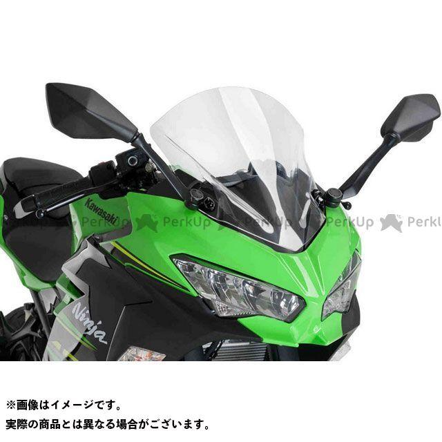 【エントリーで更にP5倍】S2 Concept ニンジャ400 スクリーン関連パーツ Double bubble screen racing for KAWASAKI Ninja 400 from 2018 | BK9976 S2コンセプト