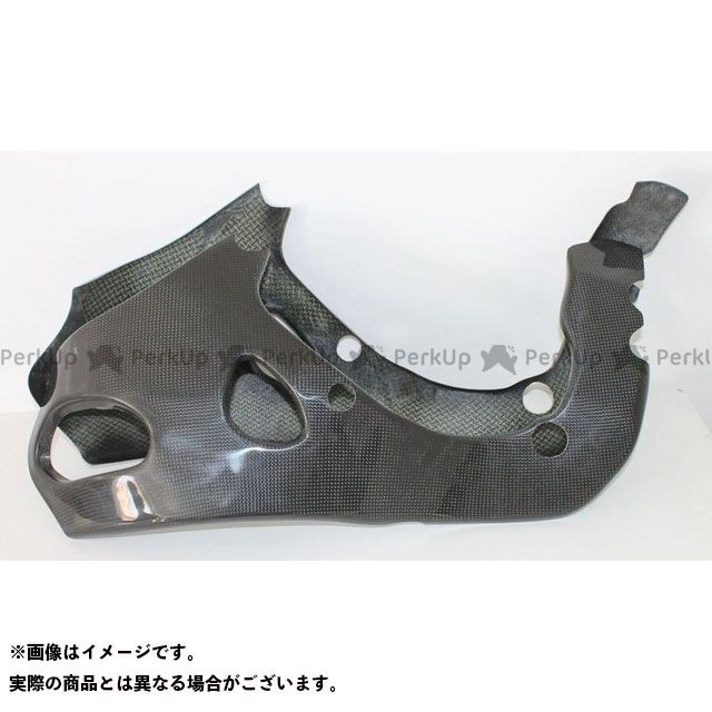 S2 Concept CBR1000RRファイヤーブレード ドレスアップ・カバー Frame protection CBR1000RR 2006-11 カーボン | CAHJR-C277 S2コンセプト