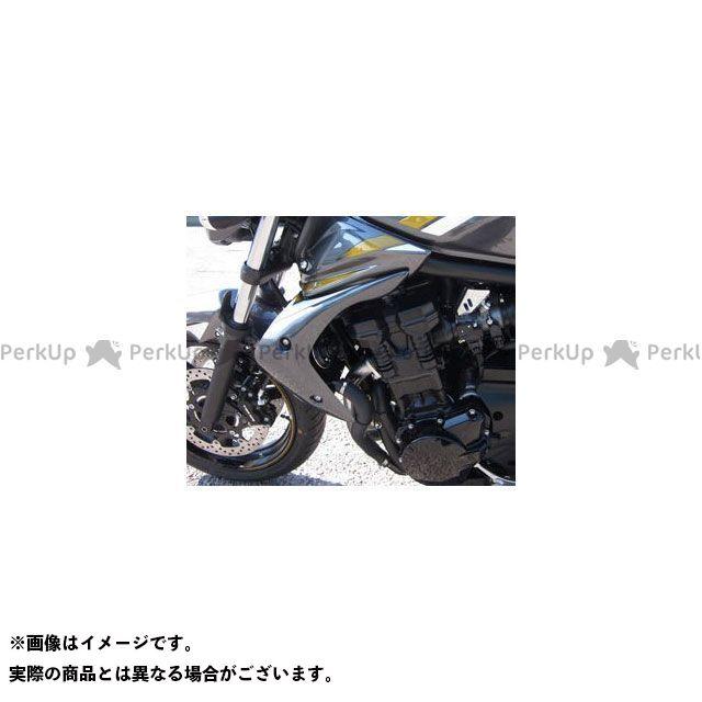 S2 Concept バンディット1250 カウル・エアロ Radiator Scoops BANDIT 1250 raw   S1257.000 S2コンセプト
